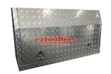 Aluminium Tool Box Full Door Open Opening Ute Truck Trailer 1700x550x800mm