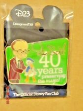 D23 Archive Collection Dave Smith 40 Years Preserving Magic LE Disney Pin Dinner