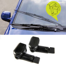 2PCS Universal Car Vehicle Windshield Wiper Stand For Left Drive LHD Accessories
