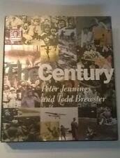 The Century Book Peter Jennings Todd Brewster First Edition Hardcover ABC News
