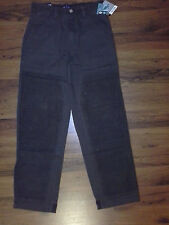 Here & There Jeans-Cord-Hose Gr. 164 (14 Jahre) Neu Braun