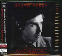 BRYAN FERRY-AVONMORE-JAPAN CD BONUS TRACK F30