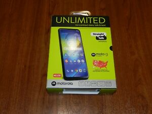 New - Straight Talk Motorola Moto G 4G LTE XT2041DL OPK-STXT2041DC 616960363965