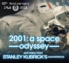 2001: A Space Odyssey (and many more Stanley Kubrick's masterpieces)