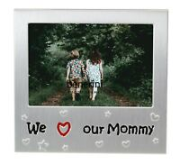 We Love Our mommy Photo Picture Frame Mothers Day Gifts Birthday Christmas Mum