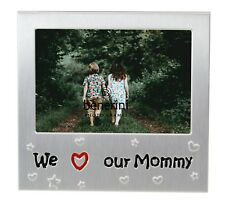 We Love Our mommy Photo Picture Frame Mother's Day Birthday Christmas Mum Gifts