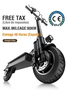 Scooter Electric 52V 2000W 10 inch tire Folding Electric Scooter Double Motor