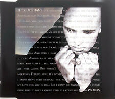 The Christians Maxi CD Words - France (EX/EX)