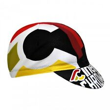2017 Cinelli Chrome Team Training Cycling Cap - Made in Italy