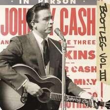 Bootleg 3: Live Around The World [2 CD] - Johnny Cash COLUMBIA