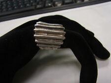 925er Silber Breite (B 2,4 cm) Damenring R große 56,5 Gewicht 12,3 Gramm