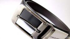 Authentic Giorgio Armani Reversible Leather Belt...large....GA6290