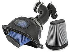 AFE Momentum Carbon Fiber Cold Air Intake for 14-17 Chevy Corvette V8-6.2L BLK