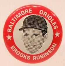 original BROOKS ROBINSON Baltimore Orioles 1969 MLBPA baseball pinback button