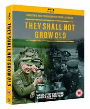 THEY SHALL NOT GROW OLD [Blu-ray] (2019) Peter Jackson World War I Documentary