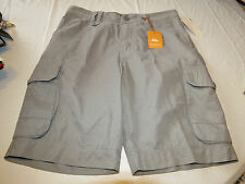 Quiksilver Waterman Collection Tread mens shorts 30 surf work casual AQMWS03009