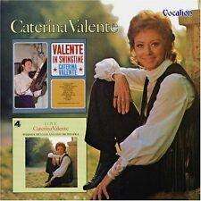 Caterina Valente VALENTE IN SWINGTIME & LOVE