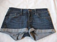 Womens FOREVER TWENTY ONE 21 jean shorts, 24