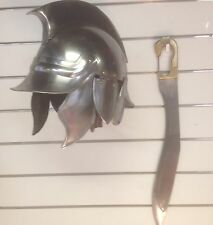Alexander The Great Sword And Helmet Set