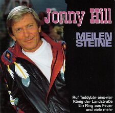 JONNY HILL : MEILENSTEINE / CD - TOP-ZUSTAND