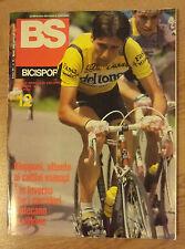 BS / BICISPORT N.12 DEL DICEMBRE 1987 - POSTER CLAUDE CRIQUIELION (OK11)