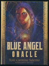 NEW The Blue Angel Oracle Toni Carmine Salerno Cards Deck