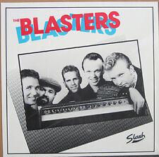 The BLASTERS Rare 1981 SLASH POSTER
