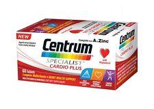 Centrum Specialist Cardio Plus Multivitamin 60s | Heart Health Support