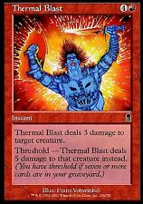 Thermal Blast NM FOIL Odyssey MTG Magic Cards Red Common