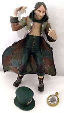 THE MAD HATTER JERVIS TETCH WITH CLOCK • ARKHAM CITY • C9 • DC COLLECTIBLES