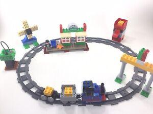 Lego Duplo 5544 Thomas The Tank Engine Train Starter Set Missing 1 Piece Retired