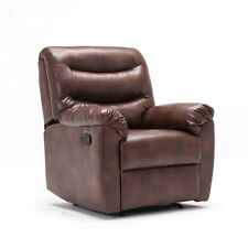 Regency Recliner Chair Bronze Brown