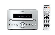 Yamaha Pianocraft CD-Receiver CRX-332, silber + Fernbedienung +FM-Antenne - TOP!