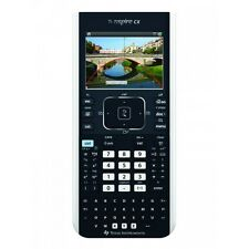 Texas instruments ti-nspire cx couleur graphic calculatrice & software
