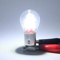LED Turn Signal Light Reverse Backup Lamp Bulb 4 LED Filament 1156 BAU15S PY21W