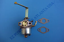 Coleman Powermate CM04101 69CC 900 1000 Watt Gas Generator Carburetor Assembly