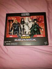 Marvel Legends Series Thor Ragnarok Skurge & Marvel's Hela 2-pack  NIB