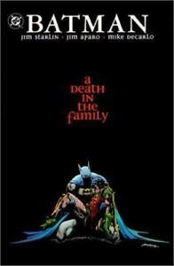 Batman: Death in the Family by Starlin, Aparo and DeCarlo (1992, TPB) DC Comics