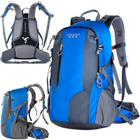 Waterproof Sports Travel Climbing Backpack Rucksack Laptop Bag 40L 50L Men Women