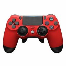 Scuf Infinity4ps Pro Red Deluxe Controller for PlayStation 4 Ps4