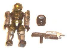 Halo Mega Bloks cifras ~ 2013 Unsc Spartan Hazop (verde) y rifle de asalto