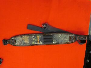 allen rifle sling 1 inch,with swivels,camo
