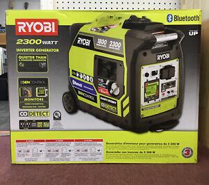 Ryobi 2300 Watt Inverter Generator NEW