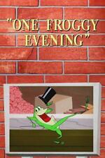 MINT 16mm Cartoon: ONE FROGGY EVENING (FUJI COLOR) CHUCK JONES WB CLASSIC