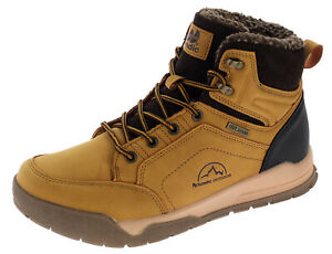 Herren Stiefel Outdoor Boots Stiefeletten Winterschuhe Trekkingschuhe 57013 NEU