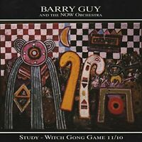 STUDY - WITCH GONG GAME 11/10 - GUY BARRY/THE NOW ORCHESTRA [CD]