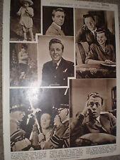 Photo article actor richard Attenborough 1948 rf K
