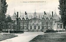 Carte Château de COURSON MONTELOUP