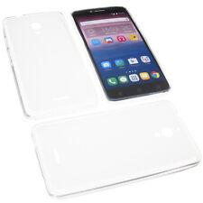 Funda para Alcatel Pixi 4 6.0 4g Funda para móvil tpu goma transparente