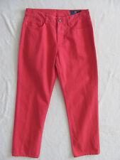 Vineyard Vines Classic Fit Pants- Cotton/Linen- Vintage Red -Size 30/30-NWT